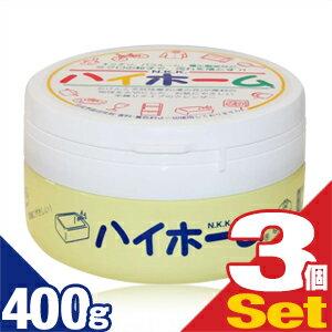 【環境型石鹸クレンザー】ハイホーム(400g)×3個セット - 昭和38年からの超ロングセラー、ミクロの粒子で汚れから錆まで落とす半練りタイプ洗剤。