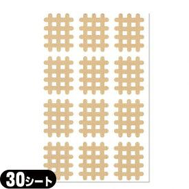 【ネコポス全国送料無料】【スパイラルの田中】エクセル スパイラルテープ Bタイプ(12ピース)業務用:30シート(360ピース) - 打ち抜きタイプの伸縮性粘着テーピング。【smtb-s】
