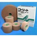 【正規品】【非撥水(ひはっすい)】【粘着伸縮布包帯】(筋肉保護テープ)ニトリート キネシオロジーテープ NK-50L (5.0cm×31.5m)