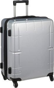 [プロテカ] スーツケース 日本製 スタリアVs ストッパー付 ベアロンホイール 66L 55 cm 4kg ダークシルバー