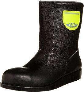 [ノサックス] 安全靴 舗装靴 HSK半長靴 JISモデル 道路舗装用 HSK208J1 メンズ 黒 27cm(27cm)