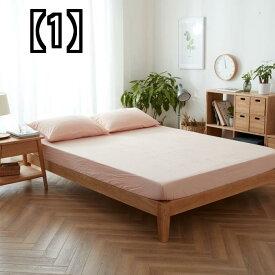 無印良品コットンベッドシーツ シングル ベッド