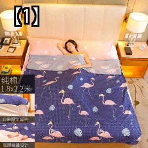 ベッドシーツ 布団カバー シングル・ダブルサイズ  大人用 純綿 ポータブル  旅行 ホテル
