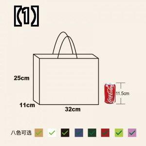 (予約販売5〜8営業日での発送)クラフト紙バッグトートバッグベーキング衣類ショッピングバッグギフト包装バッグカスタムバッチカスタムロゴ印刷