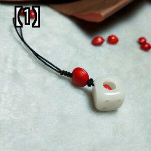 (予約販売5〜8営業日での発送)おしゃれ アクセサリー 手作り サイコロ ダイス ブレスレット ネックレス カップル