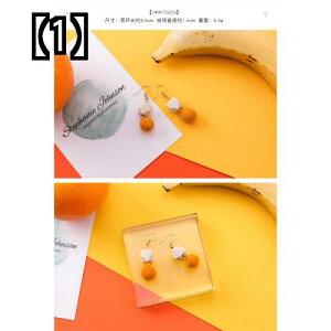 ピアス ポップ レディース 学生 おしゃれ かわいい 春 夏 フルーツ オレンジ パイナップル キウイ 花 デイジー サボテン 蜂 幾何学 ギフト プレゼント