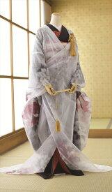 花嫁衣裳 花嫁和装 レンタル オーガンジー打掛 フルセットレンタル 着物 着物レンタル 色打掛レンタル 結婚式 貸衣装 フルフル かしいしょう