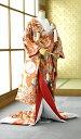 レンタル フルセットレンタル 着物レンタル 色打掛レンタル 結婚式 打ち掛け 花嫁和装 【貸衣装 フルフル】〔かしいし…