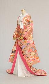 花嫁和装 花嫁衣裳 着物 レンタル フルセットレンタル 着物レンタル 色打掛レンタル 結婚式 貸衣装 フルフル かしいしょう