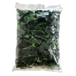 国産冷凍野菜 ほうれん草 5cm切り 1kg×10袋 業務用 箱売り