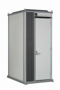 【TU-EP1J-T エポック縦長トイレ 屋外トイレユニット ハマネツ (兼用) 水洗タイプ】
