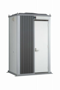 【TU-EP1J-Y エポック横長トイレ 屋外トイレユニット ハマネツ (兼用) 水洗タイプ】