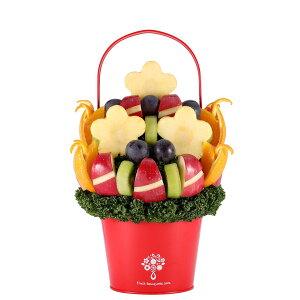 フルーツブーケ (秋) CHEERY (チアリー) Mサイズ フルーツギフト お祝い サプライズ プレゼント 誕生日 結婚 記念日 結婚祝い インスタ映え 贈り物 スイーツ ケーキ 果物