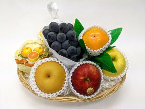 【送料込み】贈答用果物平篭詰め合わせ5500円フルーツギフトセット【御祝】【内祝】【快気内祝】【御中元】【御歳暮】【御年賀】【御礼】【賞品】【志】【贈り物】【誕生日】【母の日】