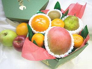 季節のフルーツギフト(六角形箱)4,980円♪ 母の日...