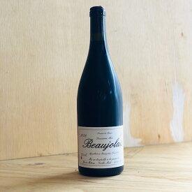 【フランス ブルゴーニュ地方 赤】2018ボジョレ/イヴォン・メトラ(品種:ガメ)スタンダードなメトラの作品でございますが数年後に味わっていただきたい偉大な生産者のワインです。