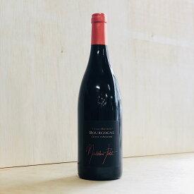 【フランス ブルゴーニュ赤】2017ピノノアールAOP Bourgogne Côtes d'Auxerre/ドメーヌ・マディラン・プティ(品種:ピノノワール)