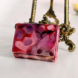 -フルッティディボスコ-key case Chiave marmella ( キアーヴェ マルメラ ) leather enamel key holder for women women's