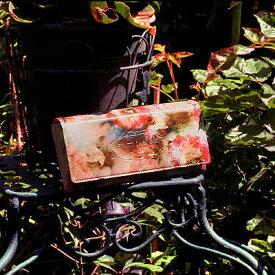 眠れる森のアートレザーウォレット ALBA TALIA(アルバ ターリア) 財布 サイフ 長財布 レザー アートレザー レディース 女性用