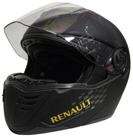 特価【RENAULT】ルノー システムヘルメット マットブラック