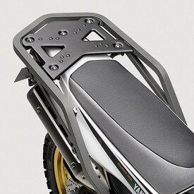 【コミコミ価格】SEROW250専用アドベンチャーリアキャリア•車両のモデルチェンジに伴いパイプカラーリング変更グレーSEROW250(2018〜)専用