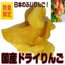 (国産 りんご  160g/80g×2パック )ドライフルーツ 国産ドライりんご ビタミンC 全国送料無料