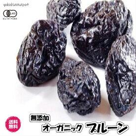 種なし(オーガニック プルーン 100g×10袋)JAS 有機認証 無農薬 ドライフルーツ 全国送料無料 1kg アリサン
