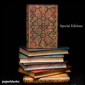 【ゆうパケット送料無料】paperblanks 2017年度 specialeditions ミディサイズ バレットジャーナル 横罫ノート レシピブック