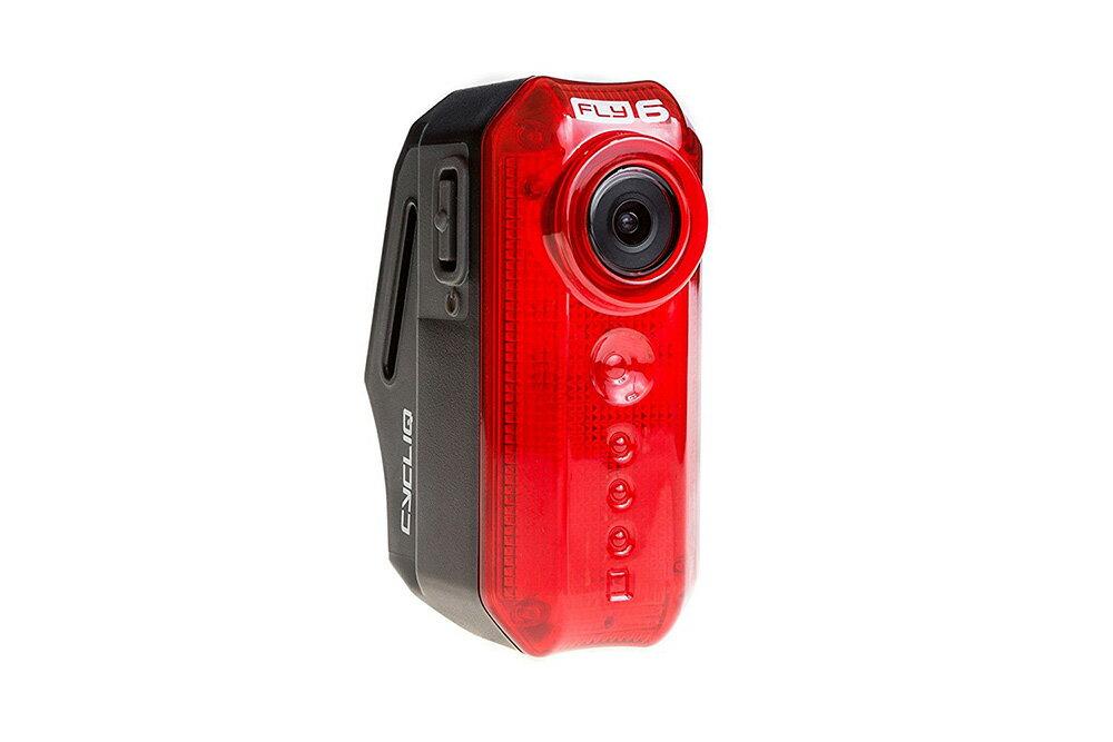 Fly6[v] HDリヤ バイク 一体型スポーツ アクションカメラ & 30ルーメンテールライト ドライブレコーダー [Cycliq日本正式代理店]