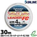 【ライン】サンライン(SUNLINE)ソルトウォータースペシャル・スモールゲームリーダーFC30m