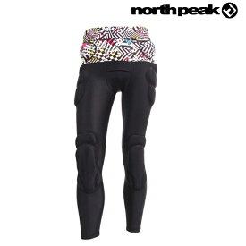 north peak(ノースピーク)スキー、スノボー男女兼用「ヒッププロテクター ロングタイプ ダブルレイヤープロテクション 」NP-1131(SCATTER)Lサイズ