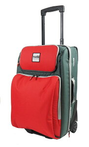 【全国送料無料】飛行機内持ち込み可能18ヘッドHEADスキー、オールスポーツキャスターバッグ「LEARJET」55L(374435)