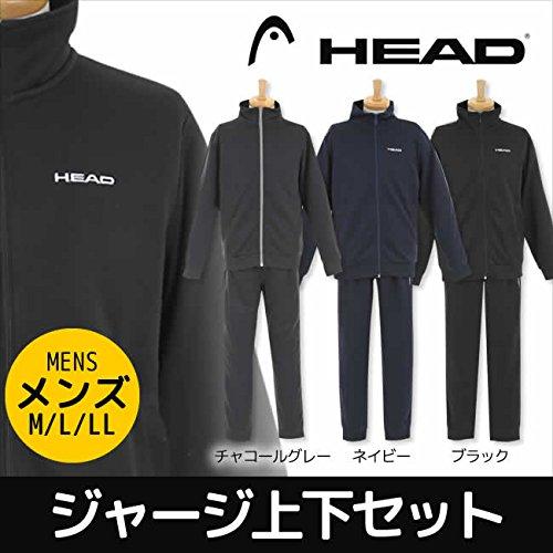 【HEAD/ヘッド】吸水速乾 トレーニングスーツ上下セット-全3色-【送料無料!!】 ジョギング ウォーキング ウォームアップ スポーツ【メール便不可】