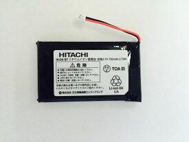 HITACHI コードレス電話機用バッテリー 純正品【HI-D6 BT】HITACHI/日立