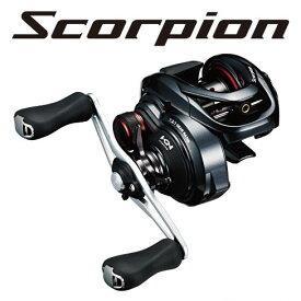シマノ(Shimano) NEWスコーピオン (Scorpion) 71XG LEFT /バス ベイトリール 左ハンドル 【キャッシュレス5%還元対象】