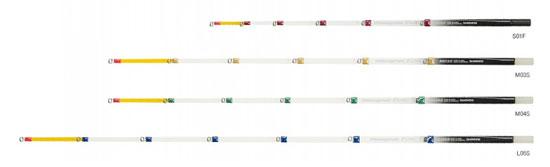 シマノ(Shimano) ワカサギマチック エクスペック【ワカサギ】 L05S /わかさぎ釣り 替穂先
