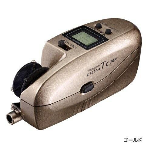シマノ(Shimano) ワカサギマチックDDM-T CI4+【ワカサギ】 ゴールド /わかさぎ釣り 小型電動リール