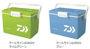 ダイワ(Daiwa) クールライン GU800X ブルー 8L 【釣具のFTO 10/25(日)は楽天カードでポイント最大8倍 最終日】