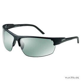 シマノ(Shimano) フィッシンググラス PC マットブラックS フリー