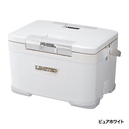 シマノ フィクセル・リミテッド 300 ピュアホワイト 30L