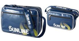 サンライン(Sunline) SFB-0628 サンライン・ショルダーバッグ(SUNLINE) M ネイビー