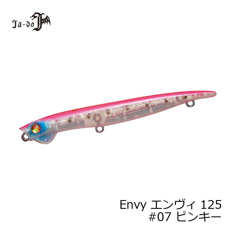 【楽天スーパーセール】 邪道 エンヴィー125 7 ピンキー