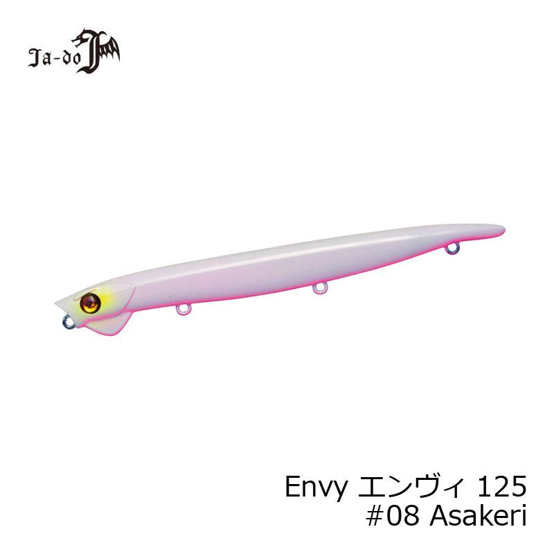 【楽天スーパーセール】 邪道 エンヴィー125 8 Azakeri