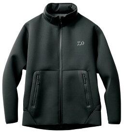 ダイワ(Daiwa) DJ-2707 ウィンドブロック フルジップパーカ ブラック M