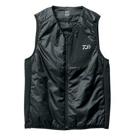 ダイワ(Daiwa) DJ-2507 プリマロフト インナーベスト ブラック M