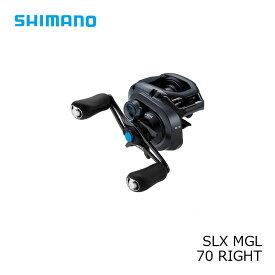 シマノ(Shimano) 19 SLX MGL 70 /ベイトリール ライト 右巻き