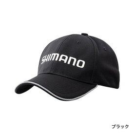 シマノ(Shimano) CA-041R スタンダードキャップ F ブラック 【釣具 釣り具】