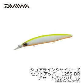 ダイワ(Daiwa) ショアラインシャイナーZ セットアッパー 125S-DR チャートバックパール