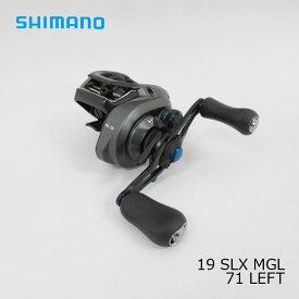 シマノ(Shimano) 19 SLX MGL 71 LEFT /ベイトリール レフト 左巻き