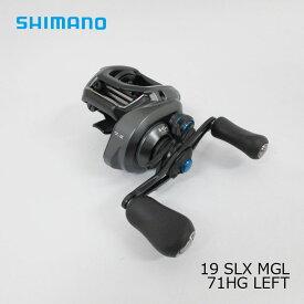 シマノ(Shimano) 19 SLX MGL 71HG LEFT /ベイトリール ハイギア レフト 左巻き